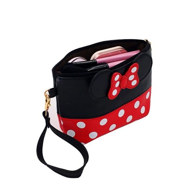 Kozmetická taška MINNIE 5farieb Travel Cosmetic Bag 5colors
