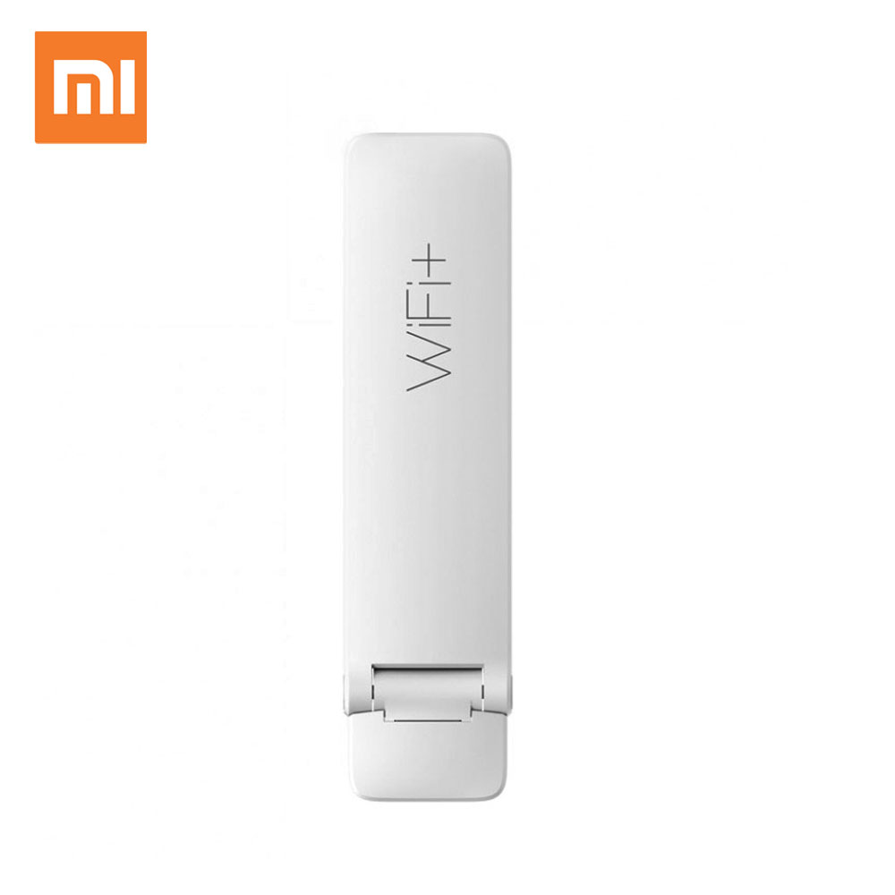 Original Xiaomi Mi WIFI Amplifier 2 Wireless Wi-Fi Repeater 2 Network Router Extender Antenna Wifi Repitidor Signal Extender 2