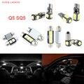 22pcs LED Canbus Interior Lights Kit Package For Audi Q5