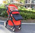 3 en 1 cochecito de Bebé sobre silla de auto silla de ruedas bolsa de dormir sacos de dormir saco de invierno otoño cochecito estera carro botines calientes