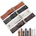 D marca de luxo de moda de luxo strap 24mm26mm couro dos homens cinto de fivela agulha relógio militar Relogio Z