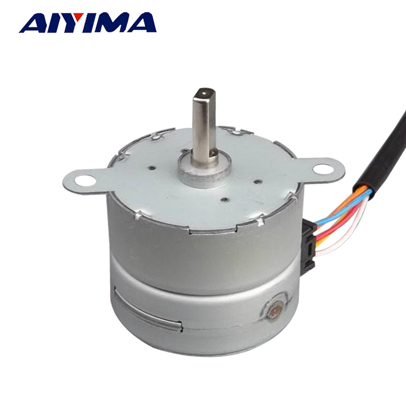 GM12-15BY DC5-12V 2-phase 4-wire Permanent Magnet Stepper Gear Motor Metal Gear