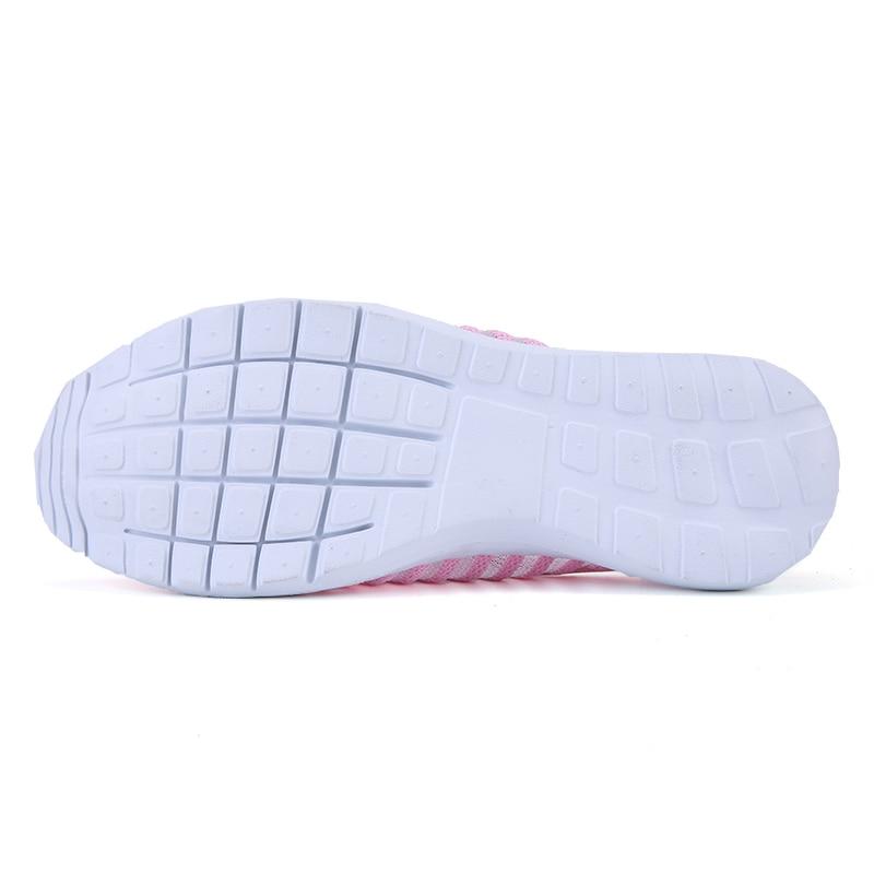 EOFK Summer Women Slippers Casual Soft Comfortable Mesh Outside Flat Slides Half Beach Slippers Female Woman White Flip Flops