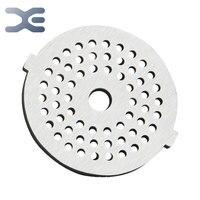 1 8 3mm 60 Holes Meat Grinder Parts 2 27 In 57 6mm Diameter Stainless Steel