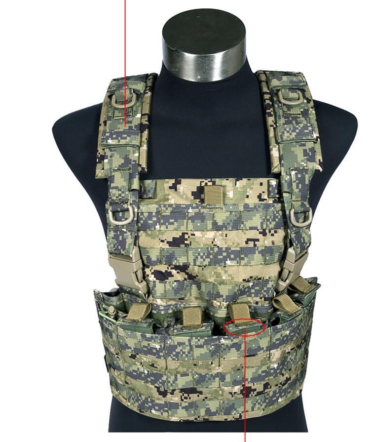 FLYYE WSH Chest Rig Hunting Vest VT-C003