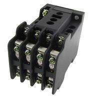 Ac 36 V 50 Hz Coil 4no. 4nc. 4 polonais Type de Contact relais auxiliaire JZ7-44