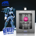 Top vender impresora wanhao 3d diy kit de impresora 3d de calidad industrial d6 joyería prototipo arquitecto 3d printing machine