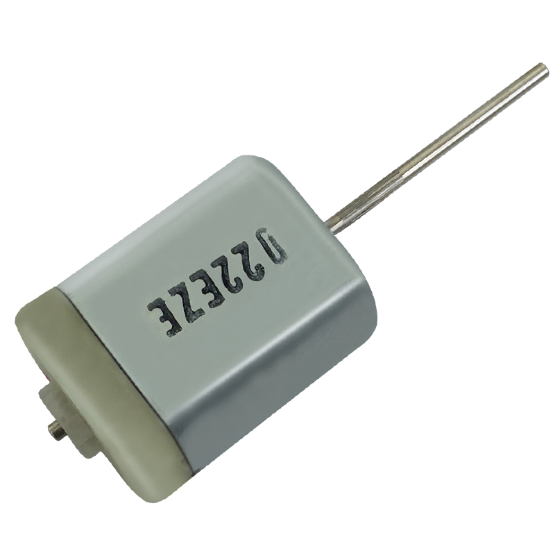 FC-280DR 6-12V 12V 10400RPM High Speed Part Knurl Shaft DC Motor With Capacitor Anti-interference for DIY Toy Car Ship Model ATM