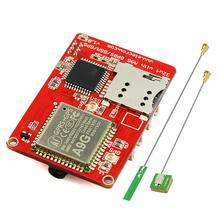 Elecrow ATMEGA 32u4 A9G Module GPRS GSM GPS Board Quad band 3