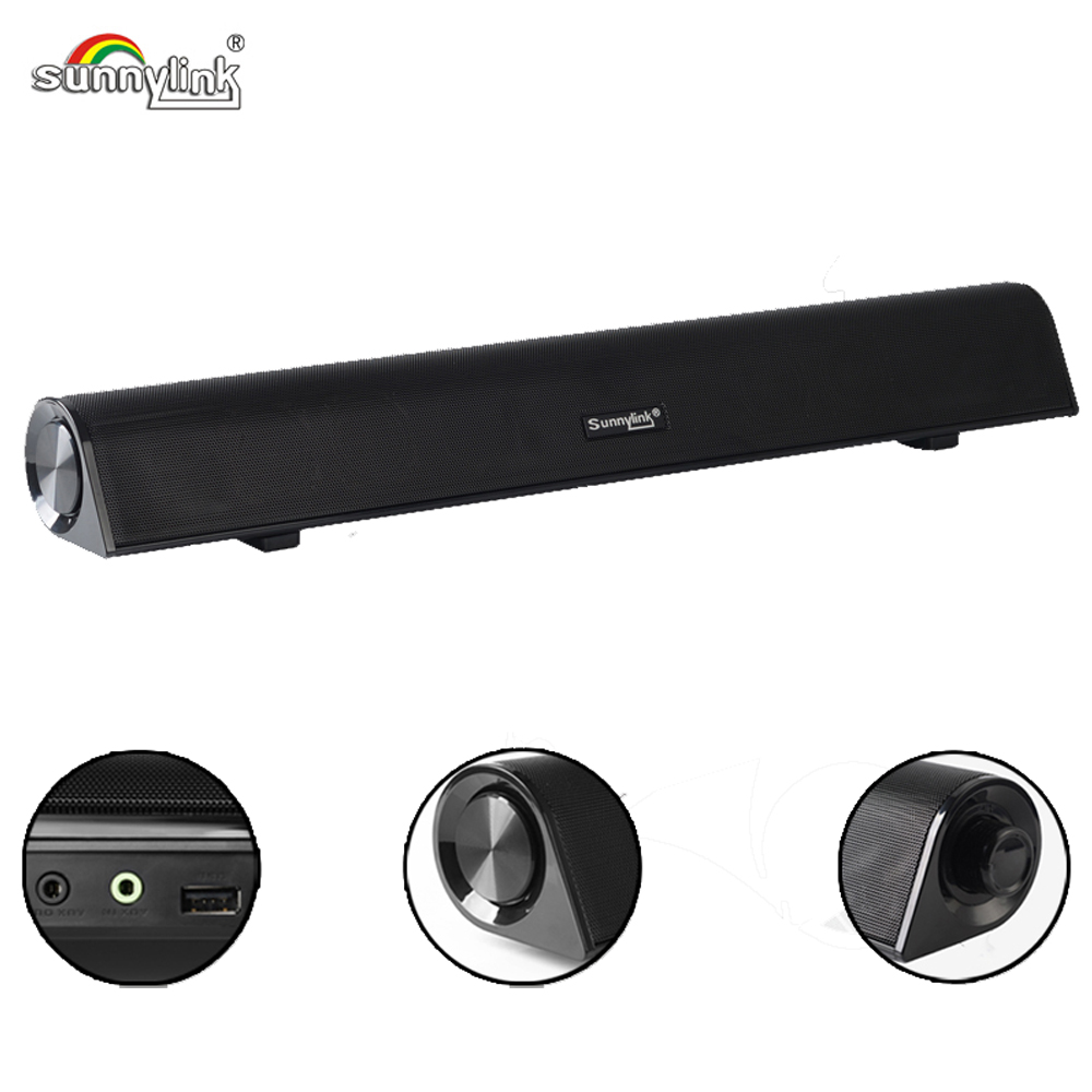 Wireless Mini Bluetooth Soundbar For Tv Amp Computers 10w