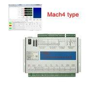 Mach4 4 osi cnc płyta interfejsu usb sterownik ruchu 2000 Khz karty tabliczka zaciskowa do routera cnc maszyny do grawerowania w Części do maszyn do obróbki drewna od Narzędzia na