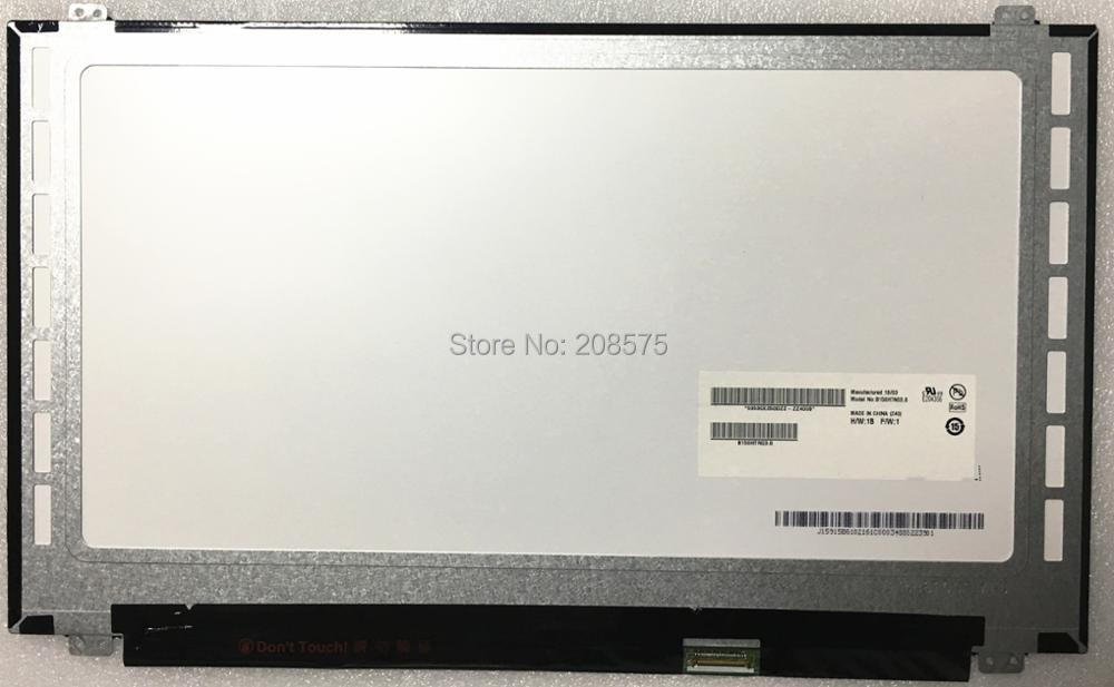 Free shipping ! B156HTN03.8 B156HTN03.7 B156HTN03.4 B156HTN03.0 N156HGE-EB1 EBB 1920*1080 EDP 30pin LED Display Laptop Screen