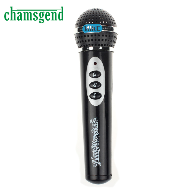2016 New Girls Boys Similar Microphone Mic Karaoke Singing Kid Funny Gift Music Player Toy BK Aug10