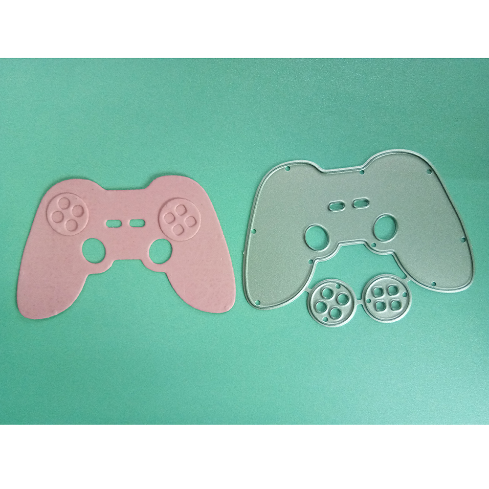 video game controller Metal Cutting Dies Stencils For DIY Scrapbooking Embossing Paper Cards Die Cuts Photo Album Making Craft