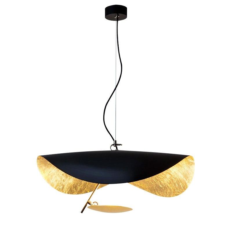 Lámpara colgante de mano de Phube, lámpara colgante moderna de Hotel, lámpara colgante para el salón - 3