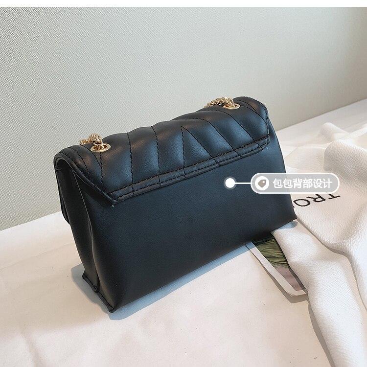 newest fashion bags bag women chain shoulder crossbody bag women's handbags (9)