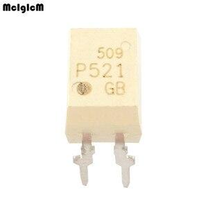 """Image 1 - 500 pcs TLP521 1GB TLP521 1 TLP521 P521 מח""""ש 4 מצמד אופטי טרנזיסטור פלט שבב"""