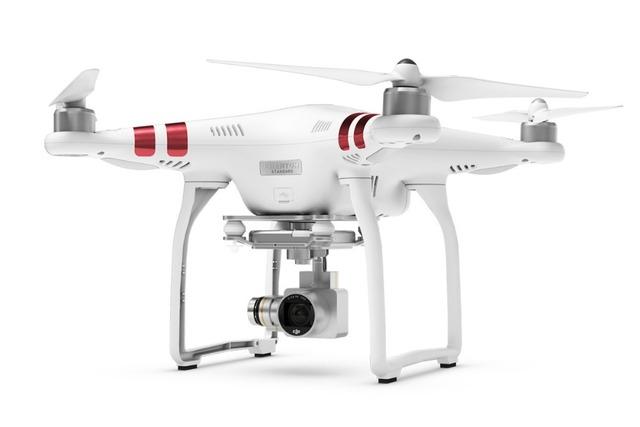 Más nuevo 100% Original FPV RC Quadcopter Drone DJI Phantom 3 Estándar con 2.7 K HD videos de Cardán de $ Number Ejes rc helicóptero