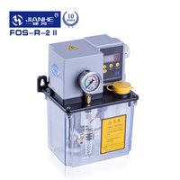 FOS 2D/2R/3D/3R Automatic Lubrication Pump 220V for mill,punch,grinder,drill,CNC machine tool 2L/3L