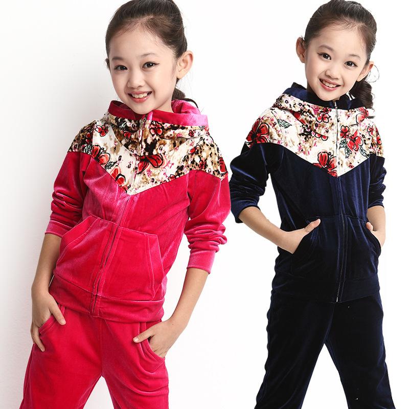 nuevo estilo de moda de invierno ropa de beb juegos del beb activa establece otoo
