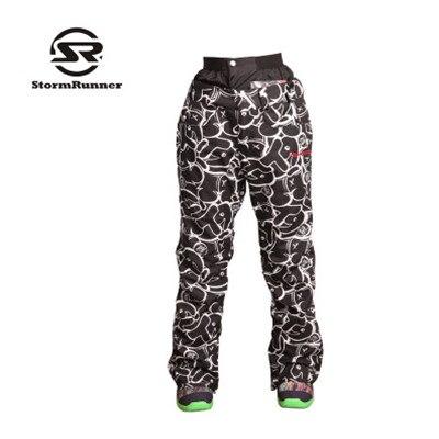 Livraison gratuite femmes Ski pantalon Camouflage Ski pantalon femme Snowboard pantalon imperméable 10 K hiver extérieur neige Skiwear - 6