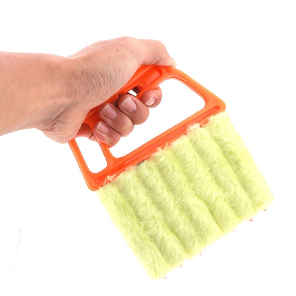 Waschbar Jalousie Reiniger Duster Pinsel 7 Latten einfache Reinigung Angebot