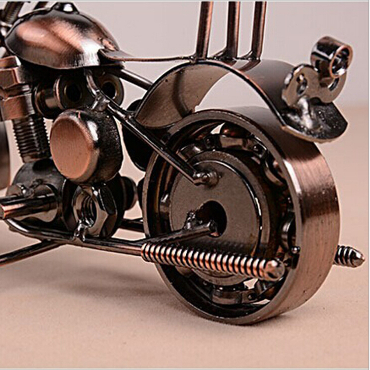 aliexpresscom buy 2015 new fashion creative home furnishing articles motorcycles classic home decor the best boy birthday gift from reliable gift bag - Home Decor Articles