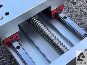 Image 2 - CNC Z ציר מפעיל 200mm נסיעות CNC נתב מפעיל, 3D מדפסת עם 1605 סוג פיר