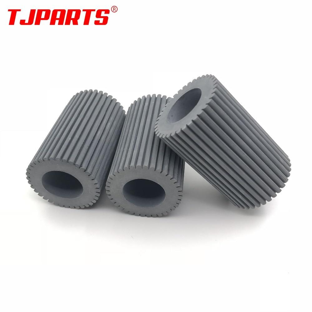 3PC 5AAVR0LL+044 5AAVROLL+044 2A806010 AVR0025 2DC06030 Feed Pickup Roller Tire