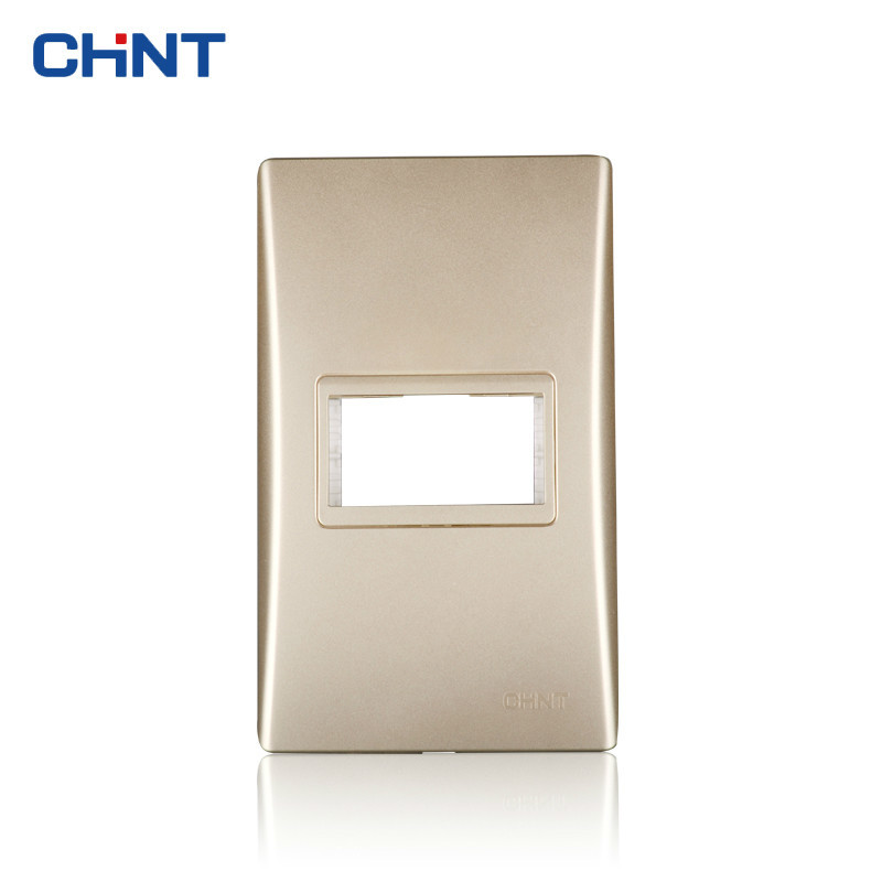 CHINT 120 Type 9L Wall Switch Socket Function Key One Lian Panel Group Combine Modular in Switches from Lights Lighting