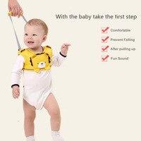 Kids Safety Harness For Baby Walker Reinforced Basket Type Learning Belt kinder tuigje Leash for children toddler to walk