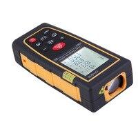 60M Handheld Digital Laser Distance Meter Range Finder Measure Diastimeter Free Shipping