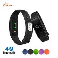 Zencro Pedometer Wristband Pulse Heart Rate Sensor Sports Activity Tracker