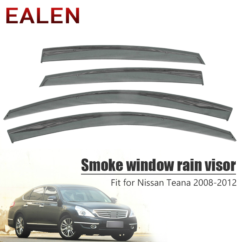 for Nissan Maxima 2009 2010 2011 2012 2013 2014 2015 Window Visors Rain Guards