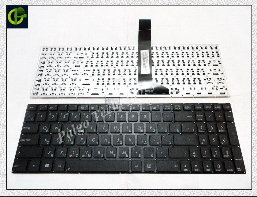 Russian Keyboard for Asus Y582 D552C K550C K550D X550CC X550VC X550VX R513C S550 R510CC X550EA X550LA RU Black