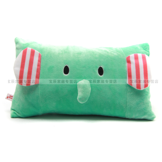 Child pillow cushion three-dimensional kaozhen doll birthday gift
