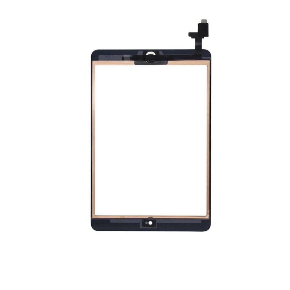 Netcosy اللمس زجاج الشاشة لوحة مرقمة مع IC ل ipad mini 1 2 A1432 A1454 A1455 A1489 A1490 A1491 اللوحي شاشة تعمل باللمس