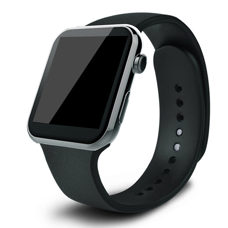 ФОТО Smartwatch Bluetooth Smart Watch For Apple For iPhone for Android Wearable Devices Smartphone Watch pk KW88  Relogio IWO 2