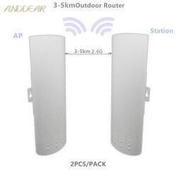 9344 9531 220 3-5 km Router Wi-Fi ze wzmacniaczem sygnału dalekiego zasięgu 300 mb/s 2.4 ghz na świeżym powietrzu Router AP AP Bridge routera klienta repeaterZ