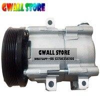 Высококачественный компрессор кондиционера SP17 для Chevrolet Captiva 2.4L Автомобильный Компрессор переменного тока 96861885 96609606 4813544 4803455