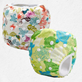 2017 new designs swim diaper for summer,reusable,adjustable diaper cover Baby Swim wear Swimming Nappy Baby swim pants (5Sets)