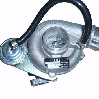 Xinyuchen Турбокомпрессор для турбонагнетателя RHF4 XNZ1118600000 VP470809 применение для двигателя ISUZU 4JB1T 2.8TD