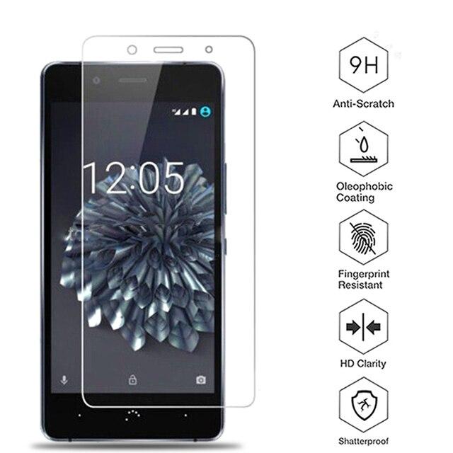 Protective Glass For Bq Strike 5020 Aquaris X Pro M5 E5 X5 Plus U Lite Tempered Glas Screen Protector On M E X 5 5m 5e 5x Xpro