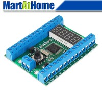 UC537 Multi function PLC Industrial Control Board Module Programmable Logic Controller with PWM & Temperature Detection