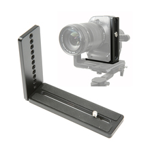 Camera Vertical Shoot Quick Release L Plate Bracket Support Video for Canon Nikon Pentax Fujifilm Dji Ronin S zhiyun Crane2 v2