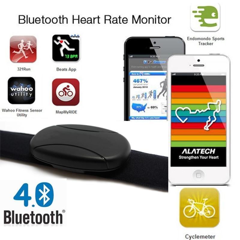 Bluetooth Pulse Wireless Polar Heart Rate Monitor BLE 4.0 Digital Cardio Sensor Fitness Sport Running Hrm Chest Strap Pulsometer