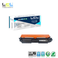 LCL 30X CF230X (1 Pack Black) Laser Toner cartridge With Chip Compatible for HP LaserJet Pro M203dn 203dw MFP M227fdw 227sdn