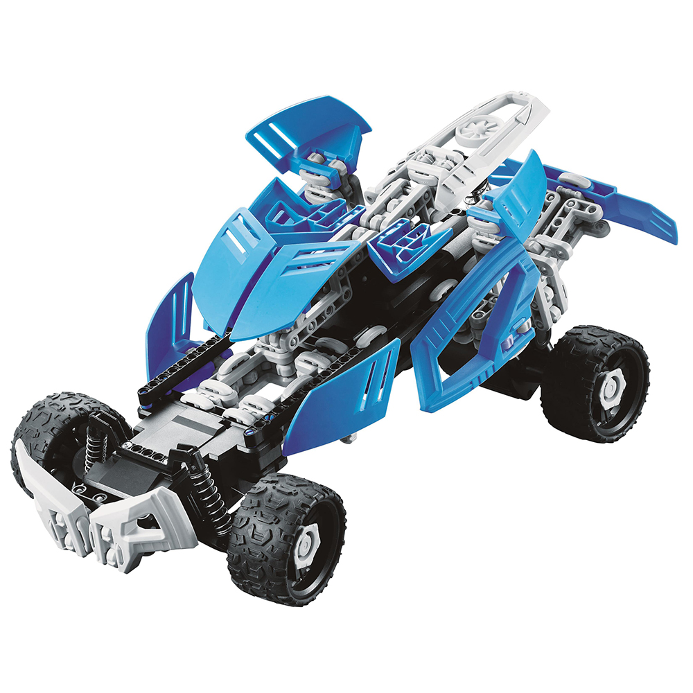 RC Cars DIY building block remote control car controlled electric crawler styling battery operated gift model Remote Control