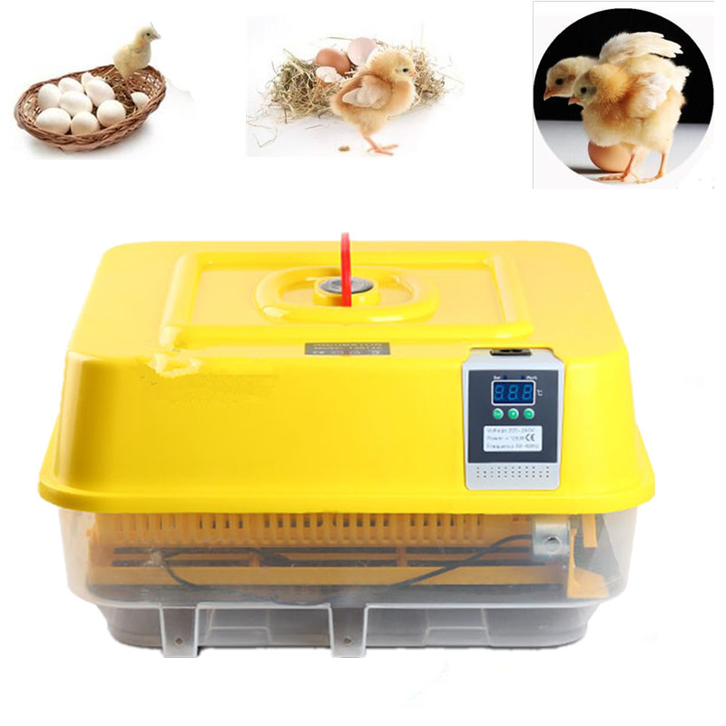 39 Eggs Incubator Mini Multifunctional Auto Hatcher Poultry Chicken brooder Cheap Price for Geese Quail Hatching Machine walkera devo f12e specialized fpv 32 channel telemetry radio 5 8ghz 12 channel lcd screen free ship