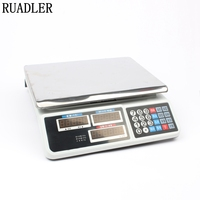 New 30kg electronic pricing scales electronic scales weighing scales of fruit